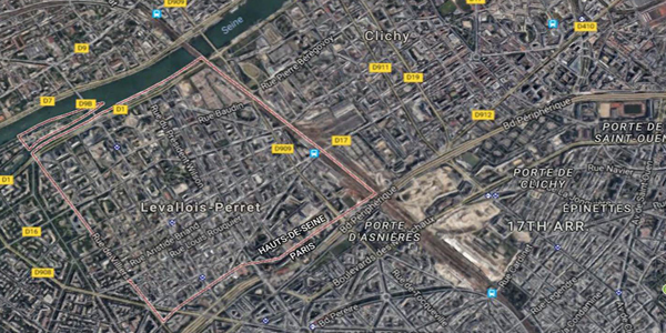Six soldiers wounded after man drives car on them in Paris