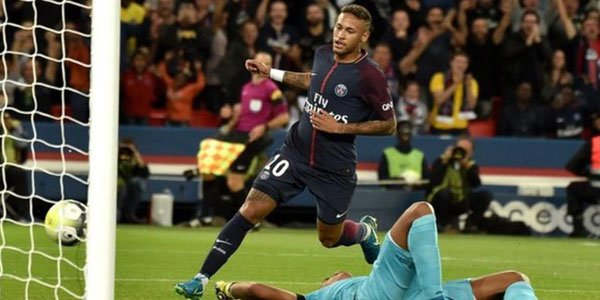 Neymar dazzled the football world