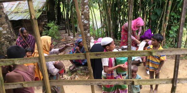 Bangladesh Rohingya Myanmar