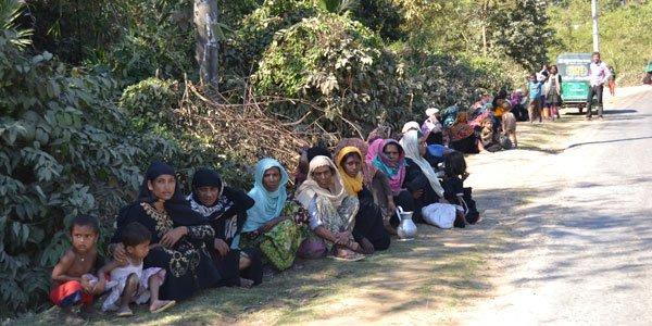 Bangladesh Myanmar