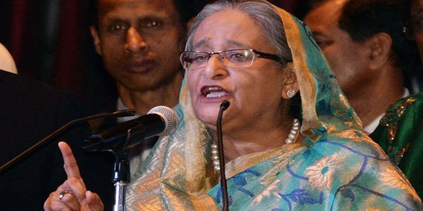 AL to accord mass reception to Hasina on her return home