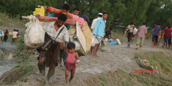 US announces $32-million humanitarian assistance for fleeing Rohingya