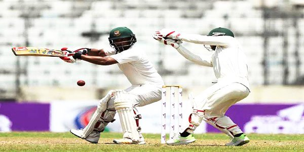Bangladesh 70/3 at launch
