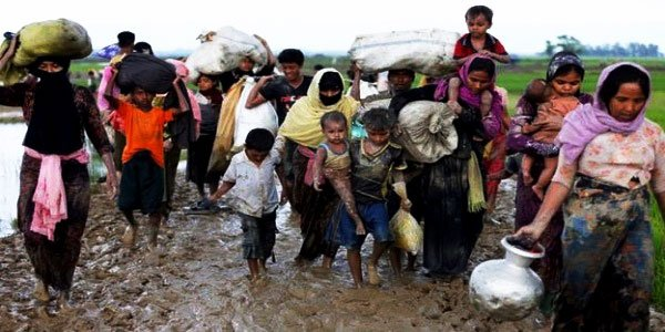 Myanmar atrocity forces influx of 73,000 Rohingya to Bangladesh
