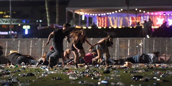 At least 50 killed in Las Vegas mass shooting