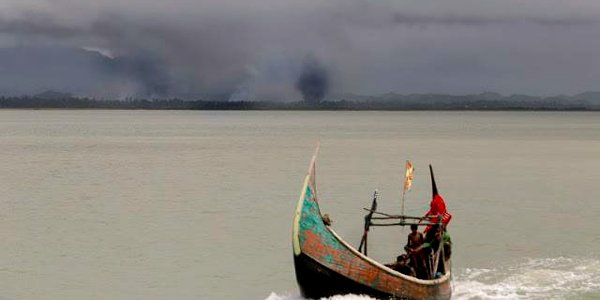 Eight dead after Rohingya boat sinks off Bangladesh