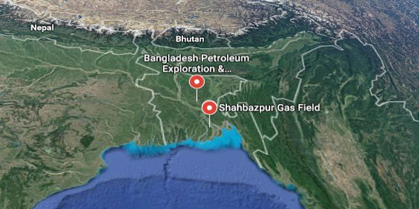 Bangladesh discovers new gas field