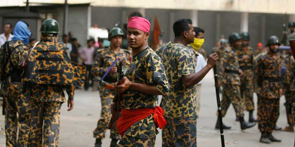 Bangladesh mutiny: court confirms death penalty for 139 soldiers