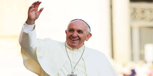 Pope Francis arrives in Myanmar