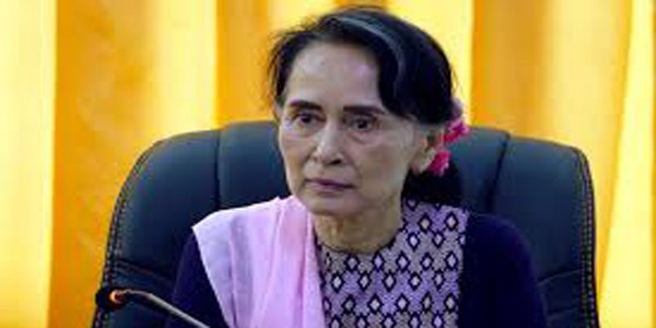 Suu Kyi refutes allegations of genocide in Myanmar