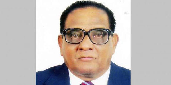 Fisheries and Livestock minister Sayedul Hoque dies