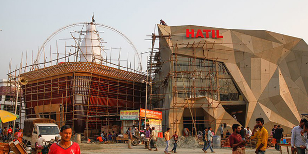 Month-long international trade fair begins in Dhaka