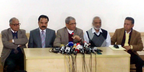 Election-time govt may deepen crisis, says BNP