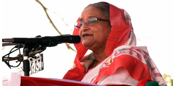 Hasina describes Khaleda's punishment as natural consequence of misdeeds