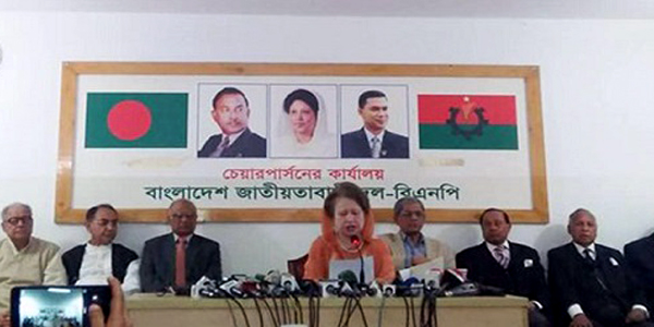 Khaleda casts doubt over justice