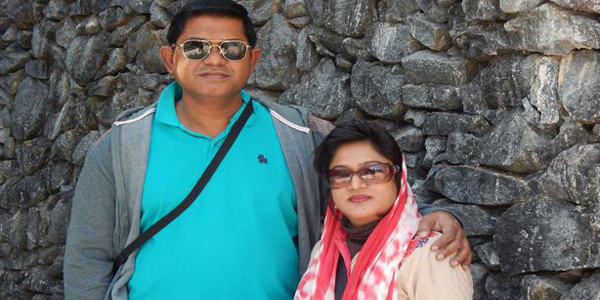 Wife of pilot Abid Sultan dies
