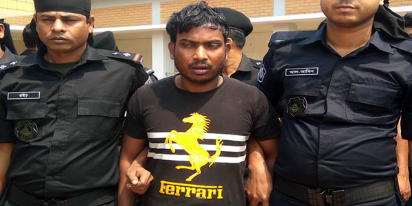 Prime accused in Beauty rape and murder captured