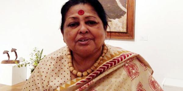 Sculptor Ferdousi Priyabhashini dies