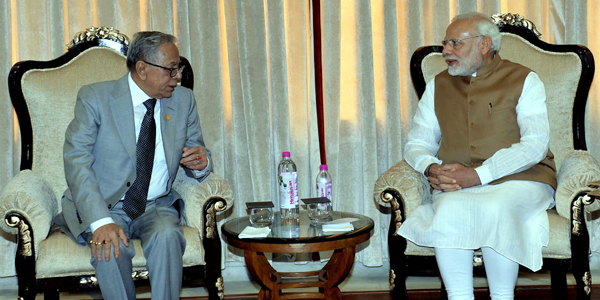 Bangladesh seeks Indian support to resolve Rohingya crisis