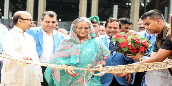 Hasina blames BNP for destructing Bangladesh jute sector