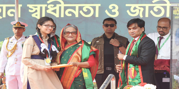 Bangladesh celebration