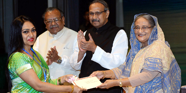 Hasina terms attack on Zafar Iqbal as act of fanaticism