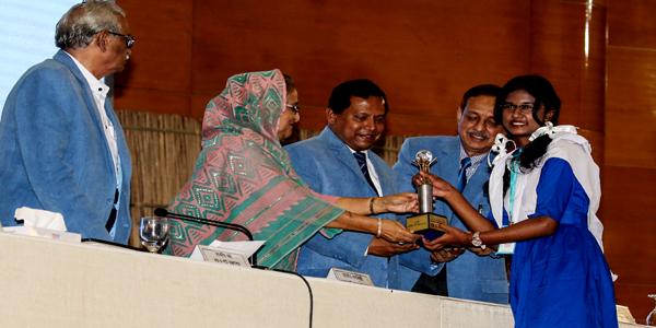 Bangladesh jute award