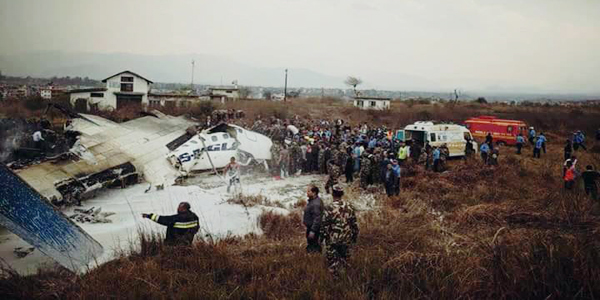 Bangladesh Nepal air crash