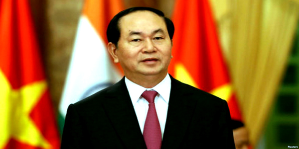 Vietnam President Quang expected in Dhaka Sunday