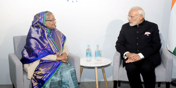 Bangladesh, India discuss issues of Rohingya, Teesta