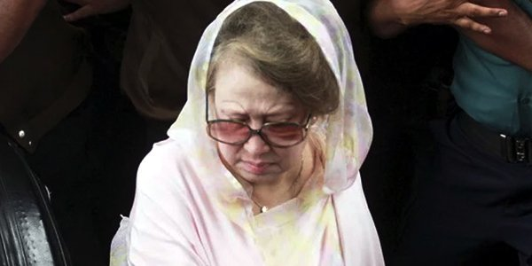 Khaleda's jail term enhanced to 10 years