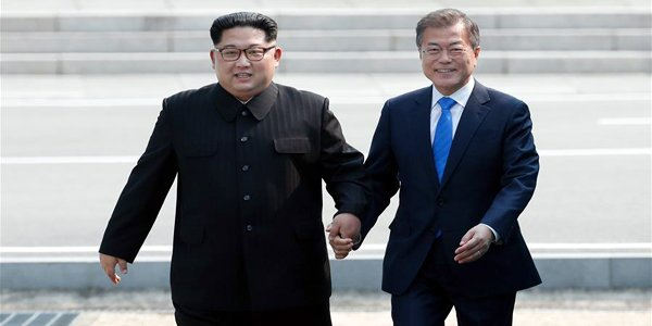 Koreas agree denuclearisation after historic summit