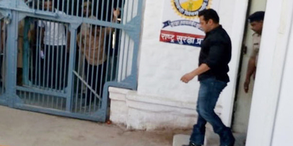 Salman Khan released on bail