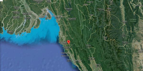 Landslide kills four in Bangladesh