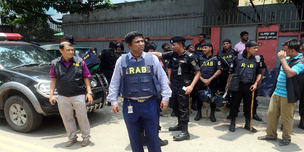 Dozens detained in Dhaka, 11 killed in nationwide anti-drug raids