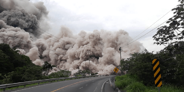 Volcanic eruption kills 25 in Guatemala
