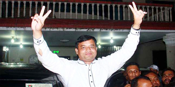 Jahangir Alam elected mayor of Gazipur