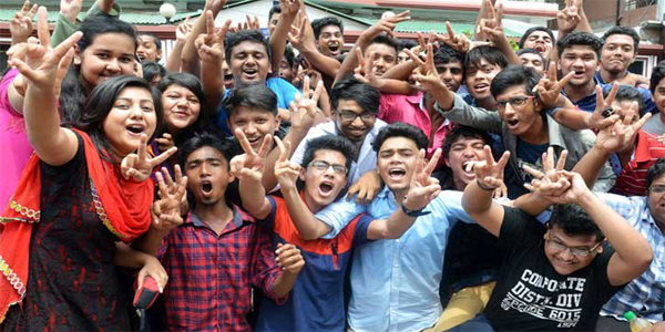 Nearly 67 pc students pass HSC exam