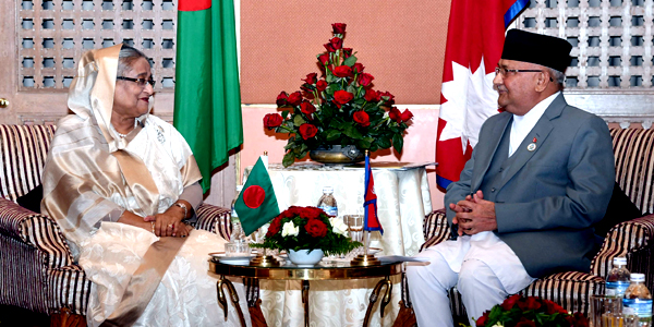 Dhaka, Kathmandu emphasis for boosting trade cooperation