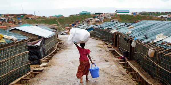 Bangladesh Myanmar refugee Rohingya
