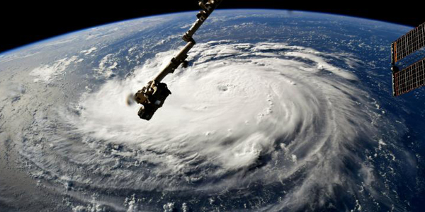 US East Coast braces for Hurricane Florence