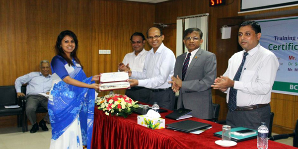 Bangladesh training Rio Project