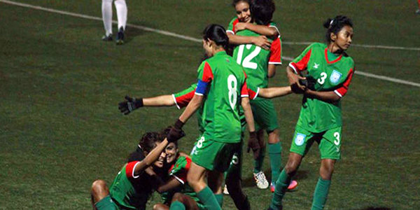 Bangladeshi girls clinch SAFF U-18 Women's Championship title