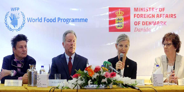 Denmark announces $4.6 additional funds to feed Rohingya refugees