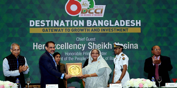 Pace of progress may stall unless AL is reelected, says Hasina