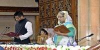 Barishal city mayor, councilors take oath