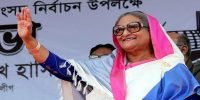 Hasina promises slum dwellers to resettle in apartments