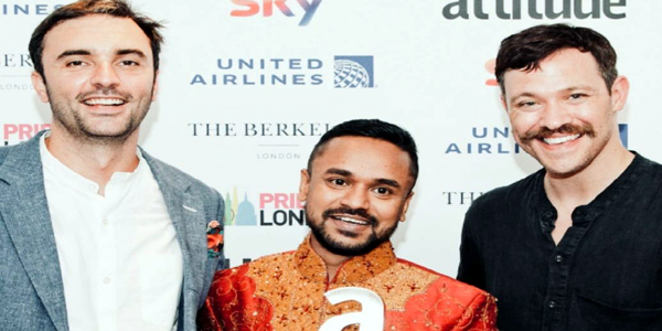LGBT awards: Bangladesh's Mazhar and Princess Diana