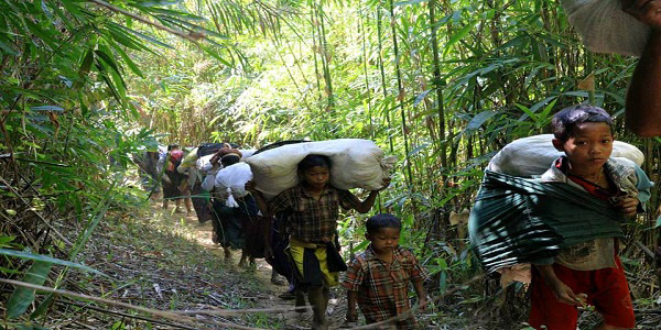 Fresh influx from Myanmar: Bangladesh seals off eastern border