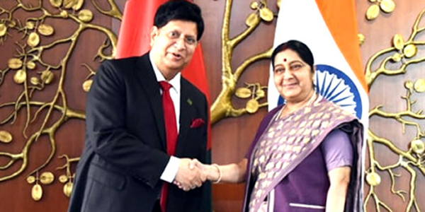 India assures Bangladesh of cooperation on speedy return of Rohingya to Myanmar